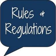 Rules and Regulations Image